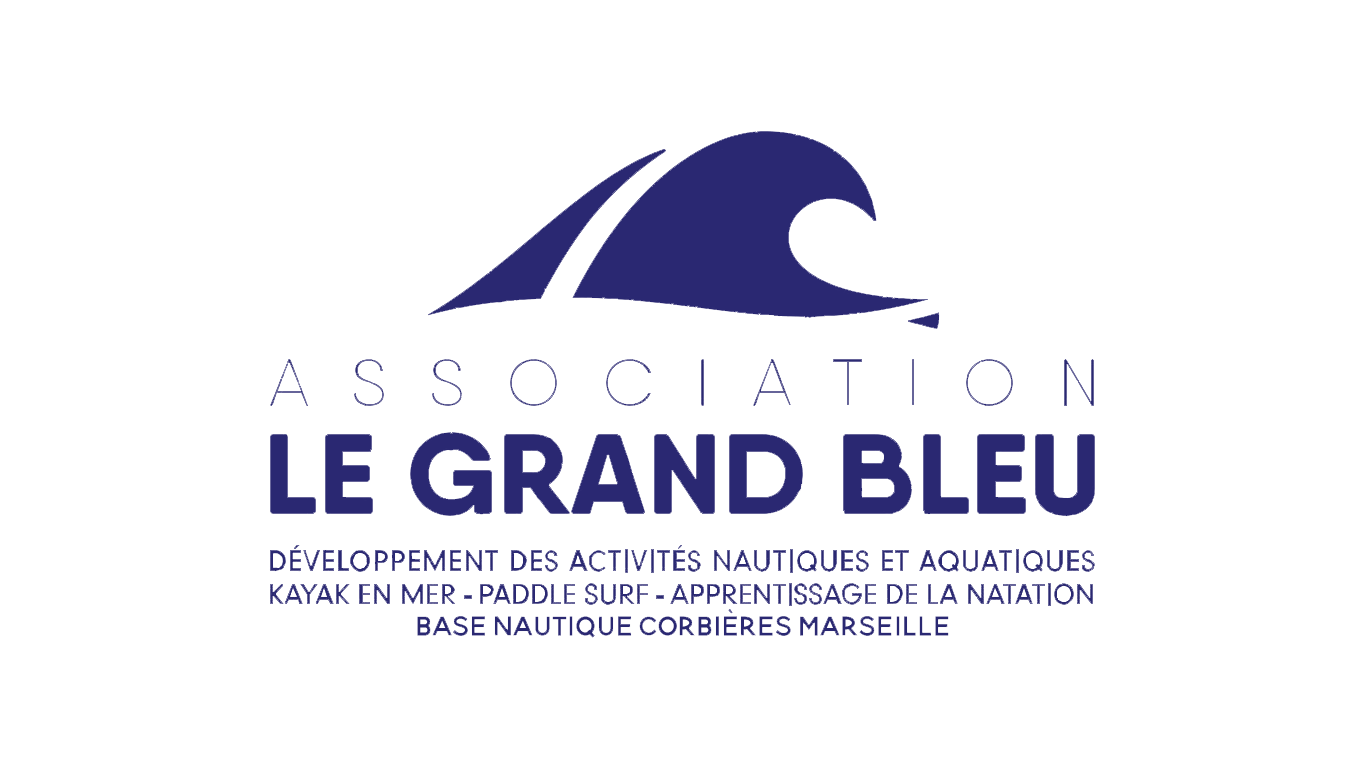 Logo Association Le Grand Bleu